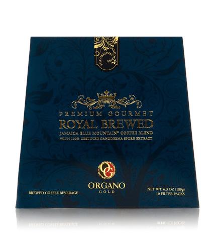 Organo Gold Premium Gourmet Royal Brewed