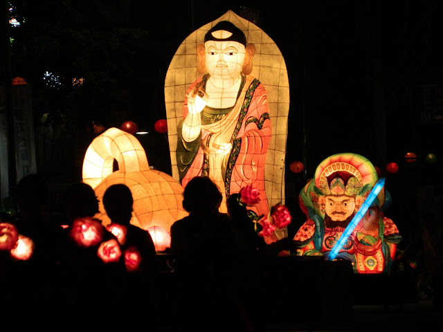Buddha lantern for the Buddha's Birthday
