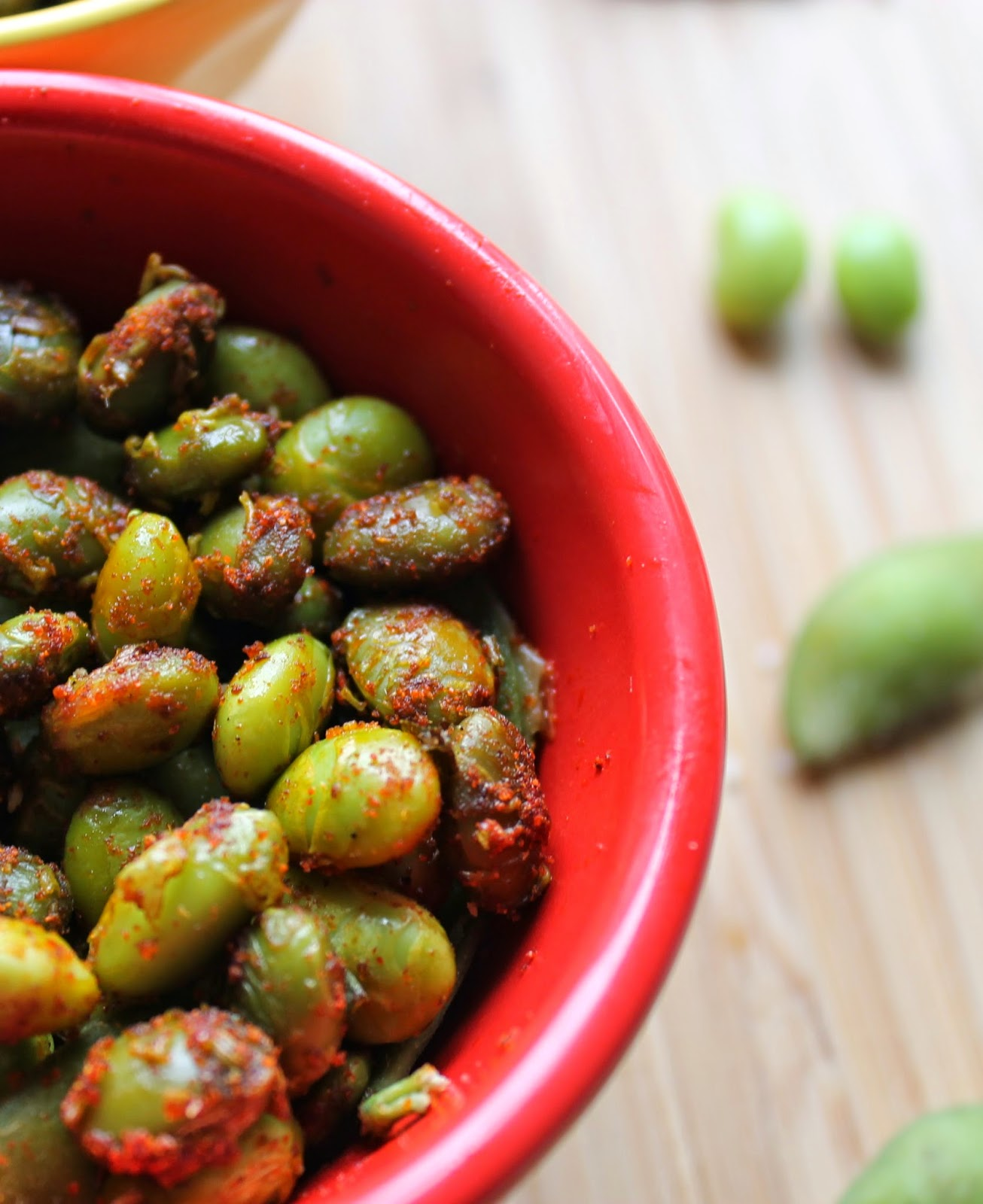 healthy snack: roasted edamame recipes to make at home