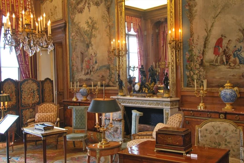 Ornamental woodcarver patrick damiaens the mus e nissim de camondo in paris 18th century art - Museum decorative arts paris ...