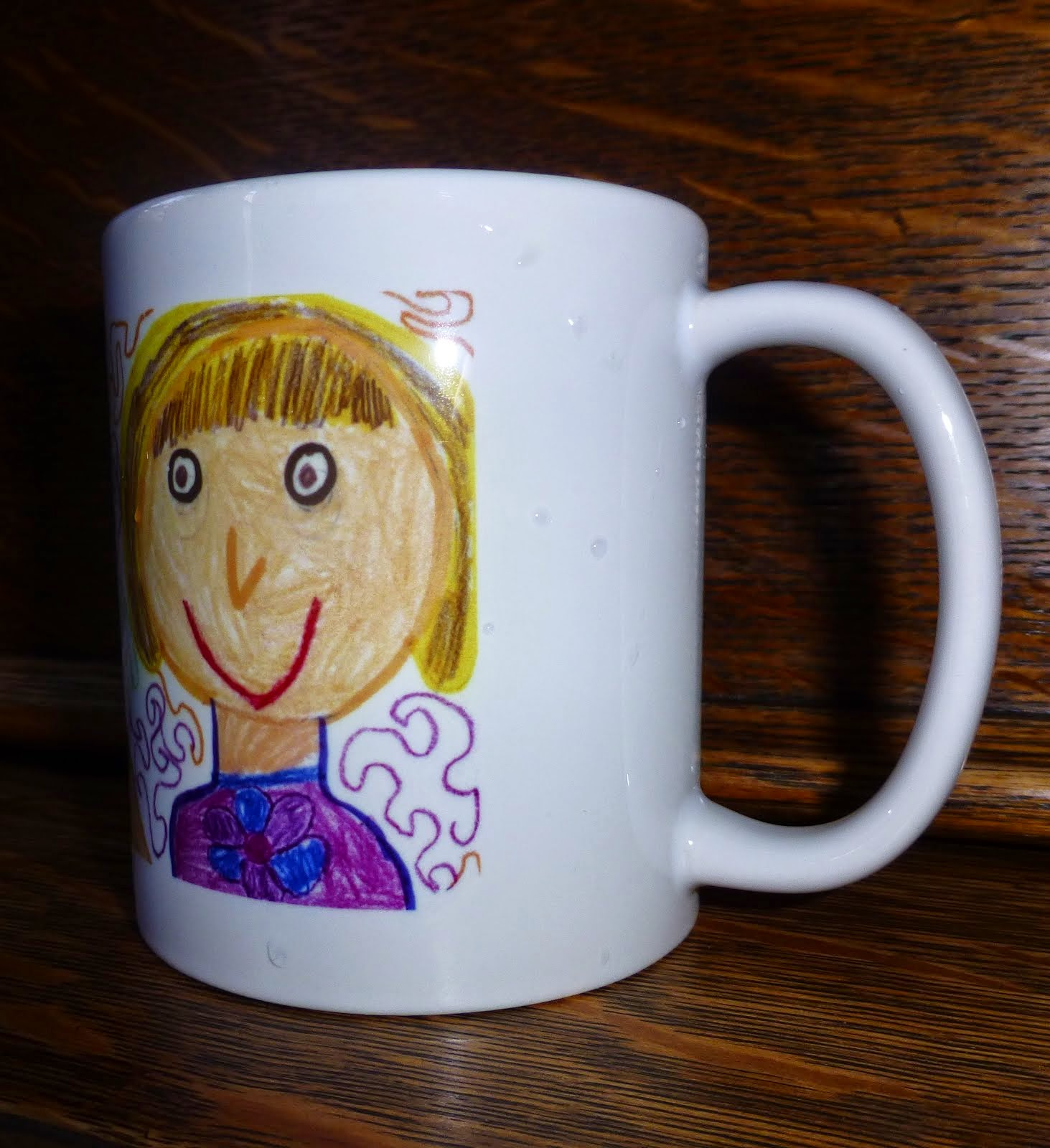 The Granddaughter Mug