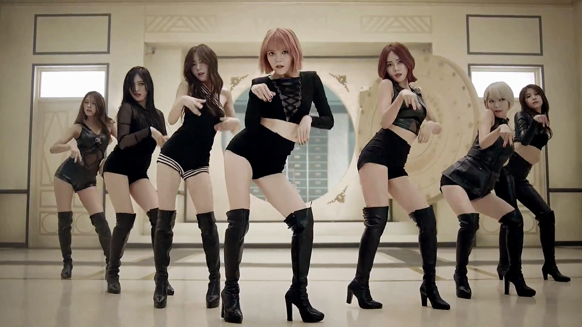 AoA Like A Cat Jimin