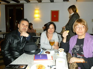 Tras la tertulia, Con Carmen e Inma arrabal