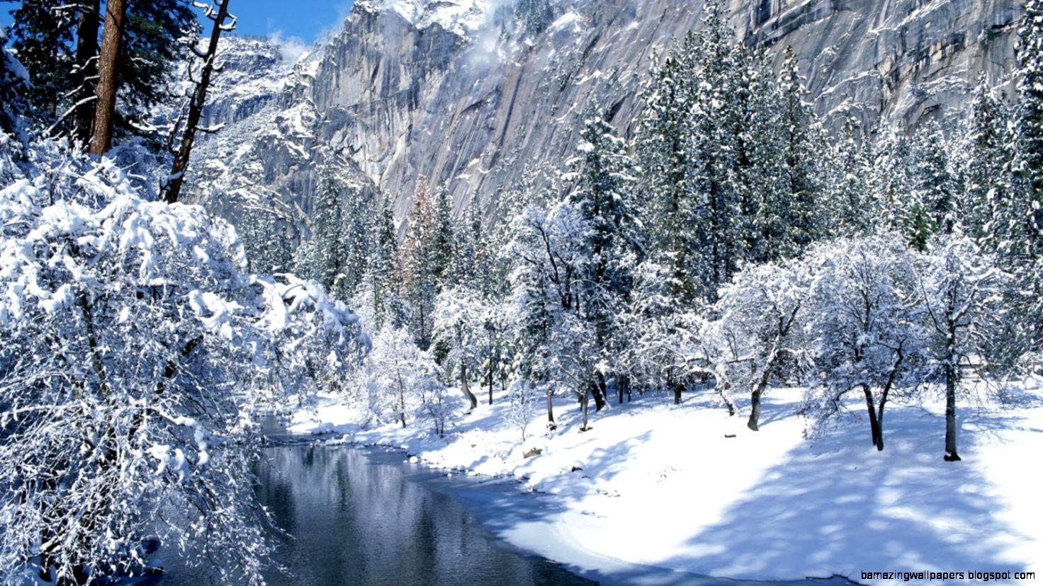 Beautiful Winter Wallpapers  Beauty of Winter season  Nature