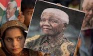 Concluye ceremonia religiosa en honor a Mandela