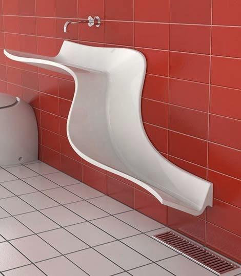 LULIM: Cosa succede nella stanza da bagno: da blasè a très chic
