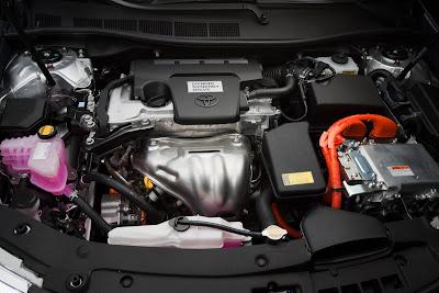 2012 Toyota Camry Hybrid Engine