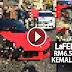 VIDEO dan 3 FOTO Kereta LaFerrari bernilai RM6.55 juta kemalangan