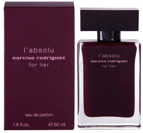 l'absolu narciso rodriguez for her eau de parfum 50 ml