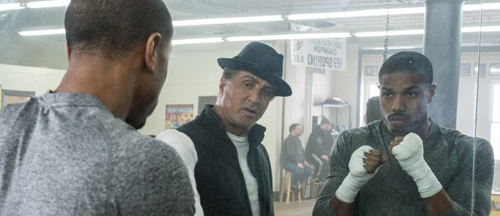 Creed Movie Clips and Pictures