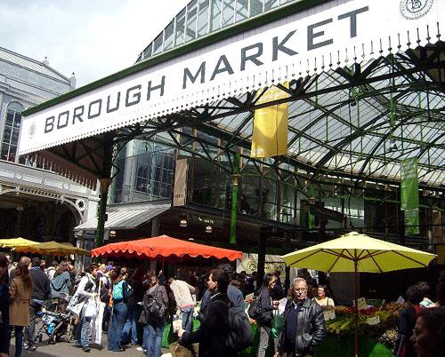 Los mercados de Londres
