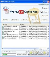 برنامج تحويل pdf الي ووردdoc
