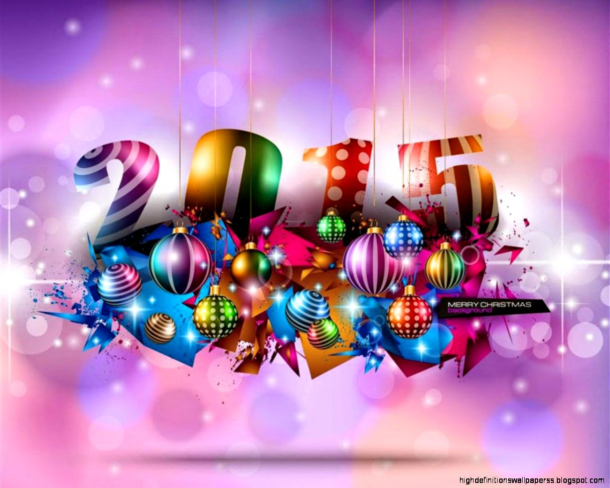 Funny Design Happy New Year Wallpaper   High Definitions Wallpapers