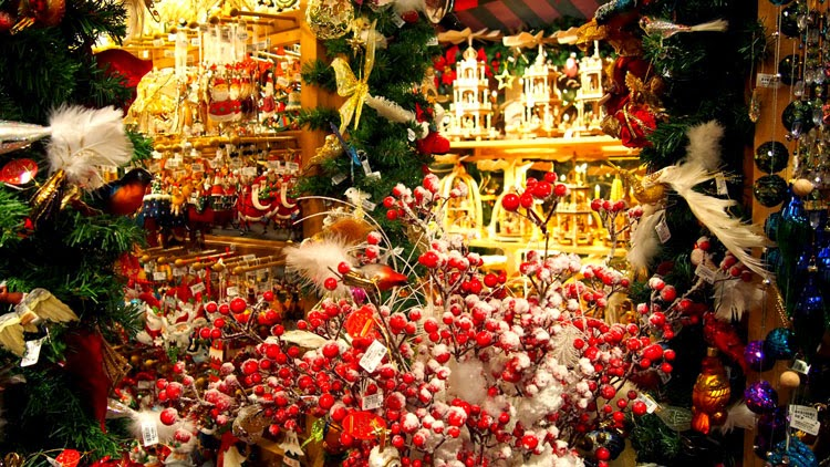 Berliinin joulumarkkinat
