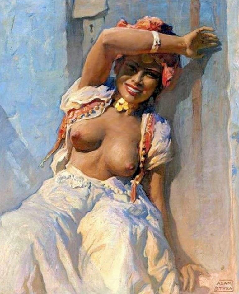 mujeres-pintadas-al-oleo-imagen