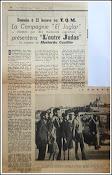 EL JUGLAR, prensa europea y argentina, 1965-67