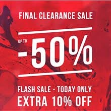 FINAL SALE DAY ON TOPMAN