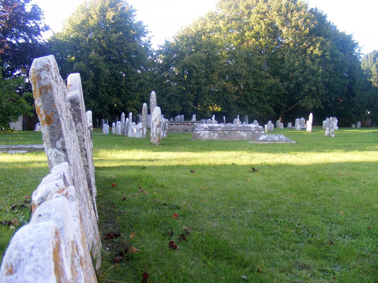 cementary Christchurch