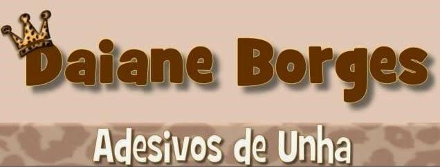 Daiane Borges Adesivos de Unha
