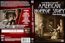 Capas Medina - Somente De Dvd American Horror Story