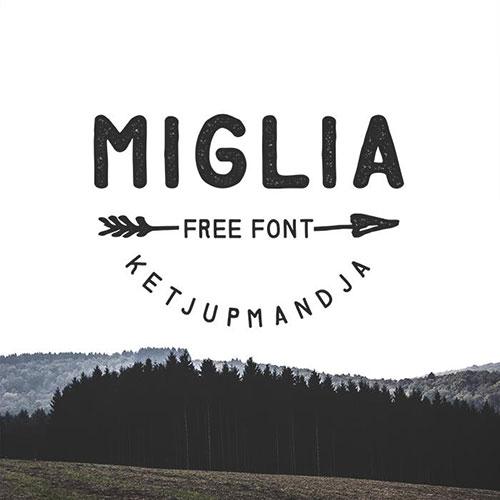 günün fontu, font, font indir, font dosyası indir, miglia font indir, bedava font indir, kaliteli font indir, ücretsiz indir,