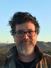 Author, Anthony McCann