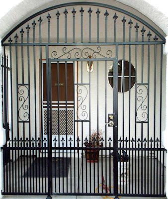Iron Works Philippines door grills 1