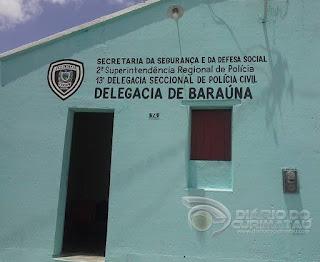 Delegacia de Polícia Civil de Baraúna volta a funcionar