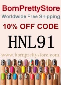 BornPrettyStore 10% discount code