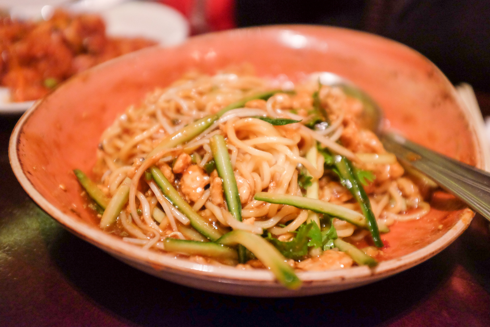 how to eat healthy at pf changs