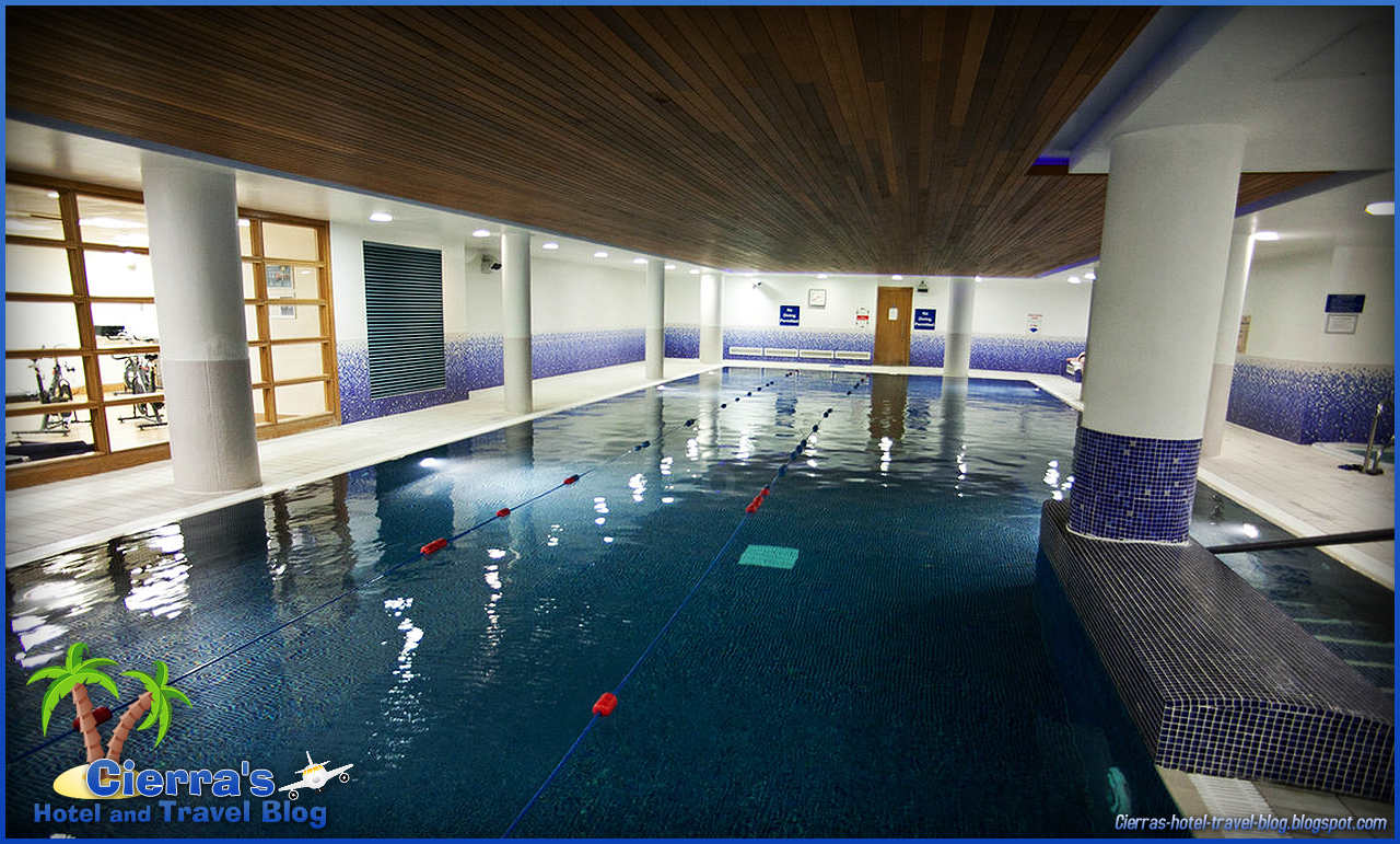 Cierra 39 s hotel and travel blog maldron hotel cardiff lane - Maldron hotel tallaght swimming pool ...