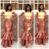 Check Out This Lovely Ankara Gown