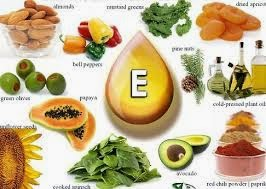 Vitamin E juga baik untuk pembentukan sel-sel darah merah yang sihat