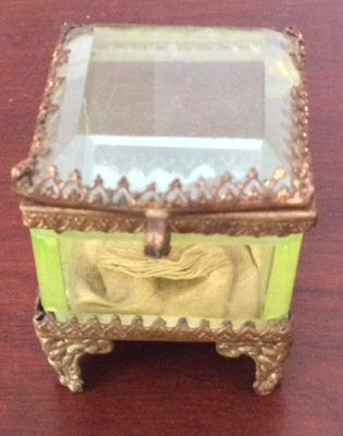 Victorian Jewellry Box No. 9