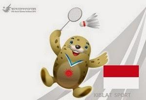 Hasil Pertandingan Indonesia Di Bulutangkis Beregu Asian Games 2014