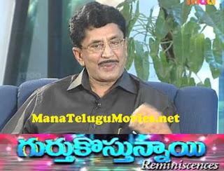 MuraliMohan interview in Gurthukosthunnayi