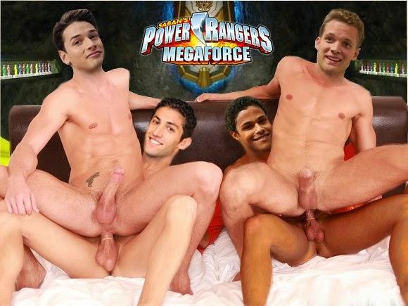 Powerrangers nude #9