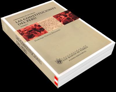 Las Constituciones del Perú - García Belaunde