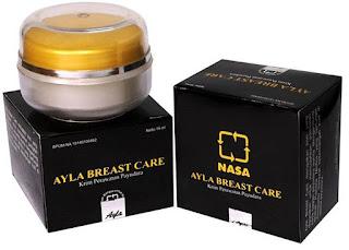 Ayla Breast Care Krim Perawatan Payudara
