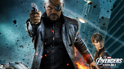 The Avengers 2012: Nick Fury and Maria Hill