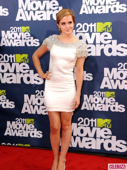 emma watson mtv movie awards dress. 2010 tattoo emma watson 2011