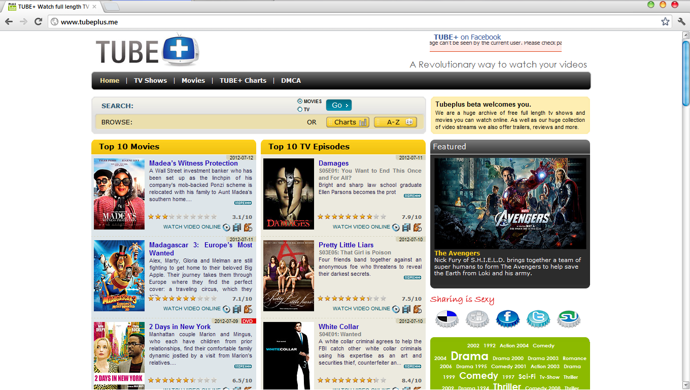 Top 11 Free Online Websites For Free Movie Watching Dvd