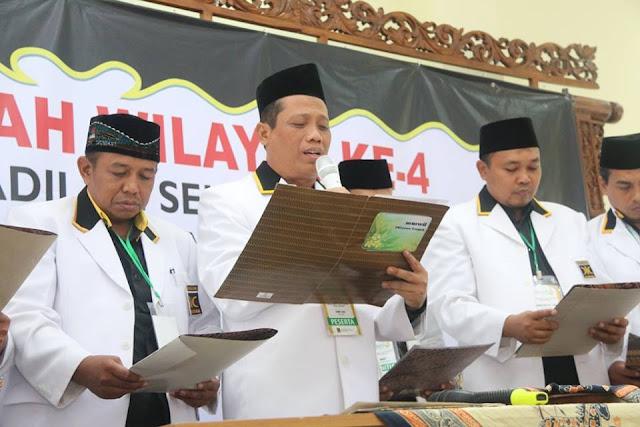 Susunan DPTW PKS Jawa Tengah 2015-2020
