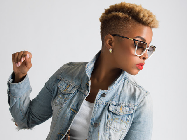 Chrisette Michele Rocks A New Haircut & A New Body!