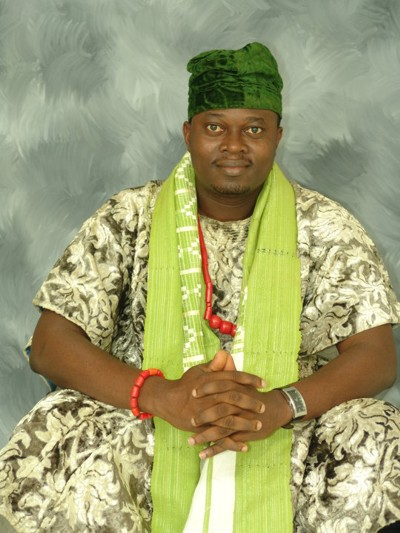 Popular Actor And Director, Muyiwa Ademola @ 33