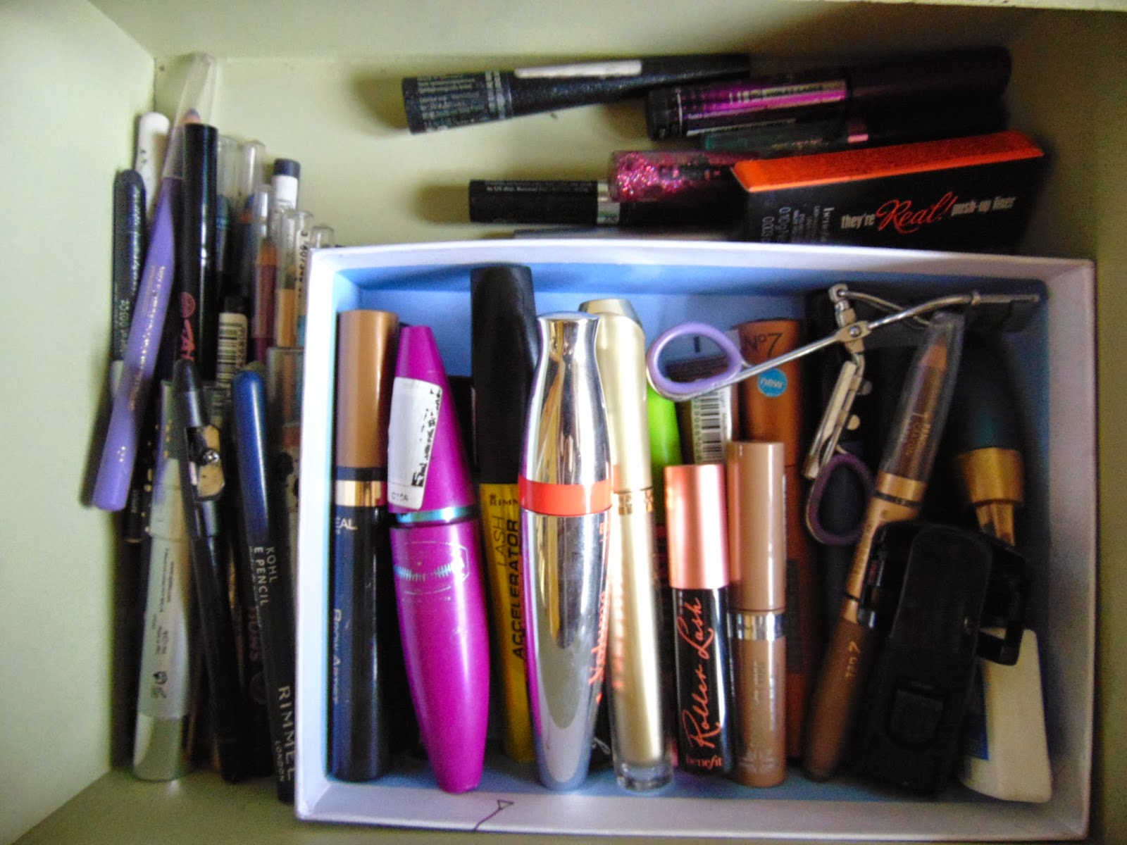 Tip of the week : How i reuse my birch boxes mascara rollerlash the falsies bourjois
