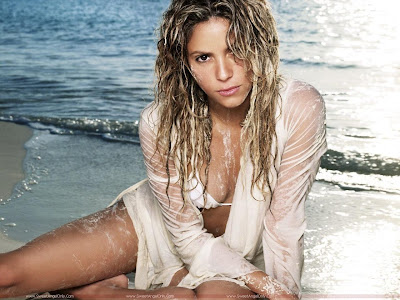 Shakira Glam Wallpaper