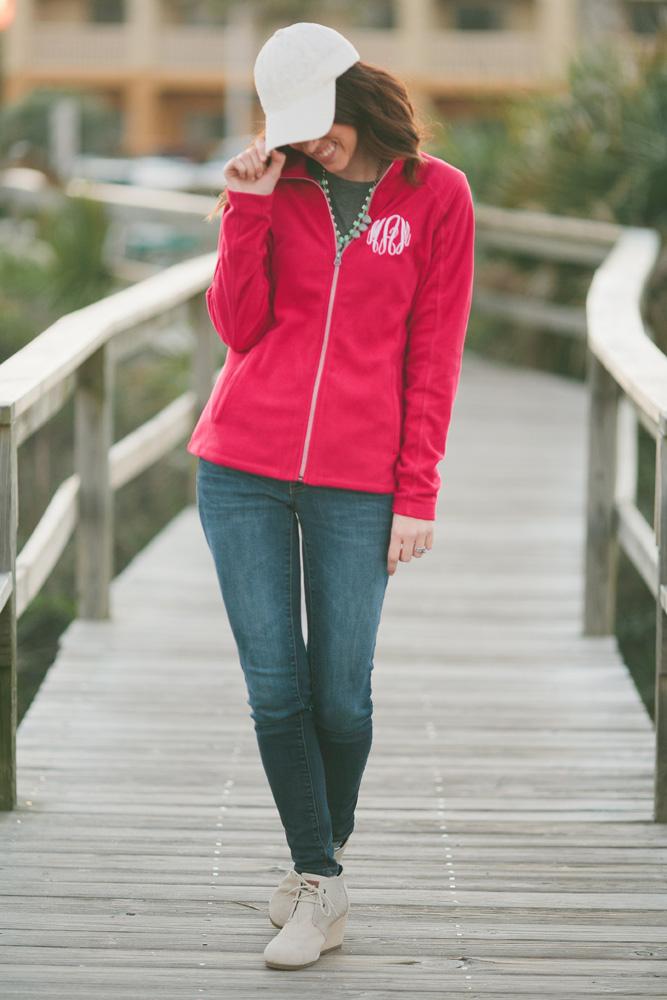 walking the boardwalk, modeling