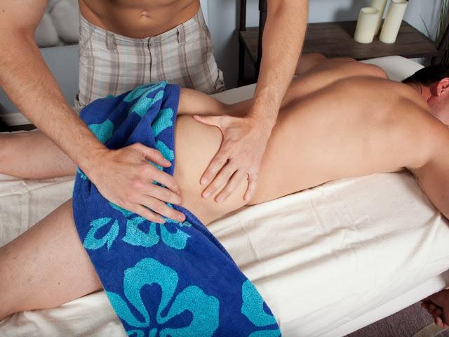homo sprøjteorgamse mande massage