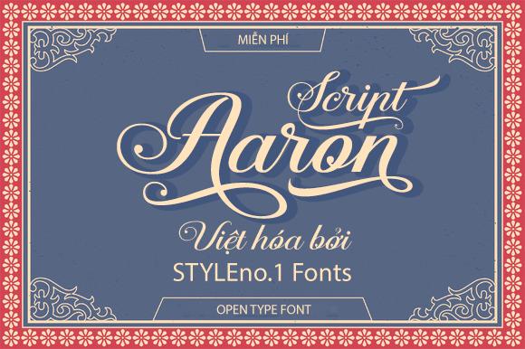 [Script] Aaron Script Việt hóa